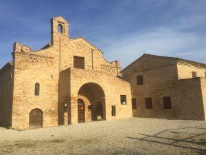 basilica di santa croce al chienti