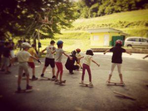 Alessandro allenamento bambini