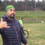 Alessandro, la pecora nera della mountain bike