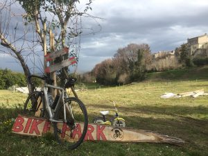 Il Bike Park La Cava di Monterubbiano