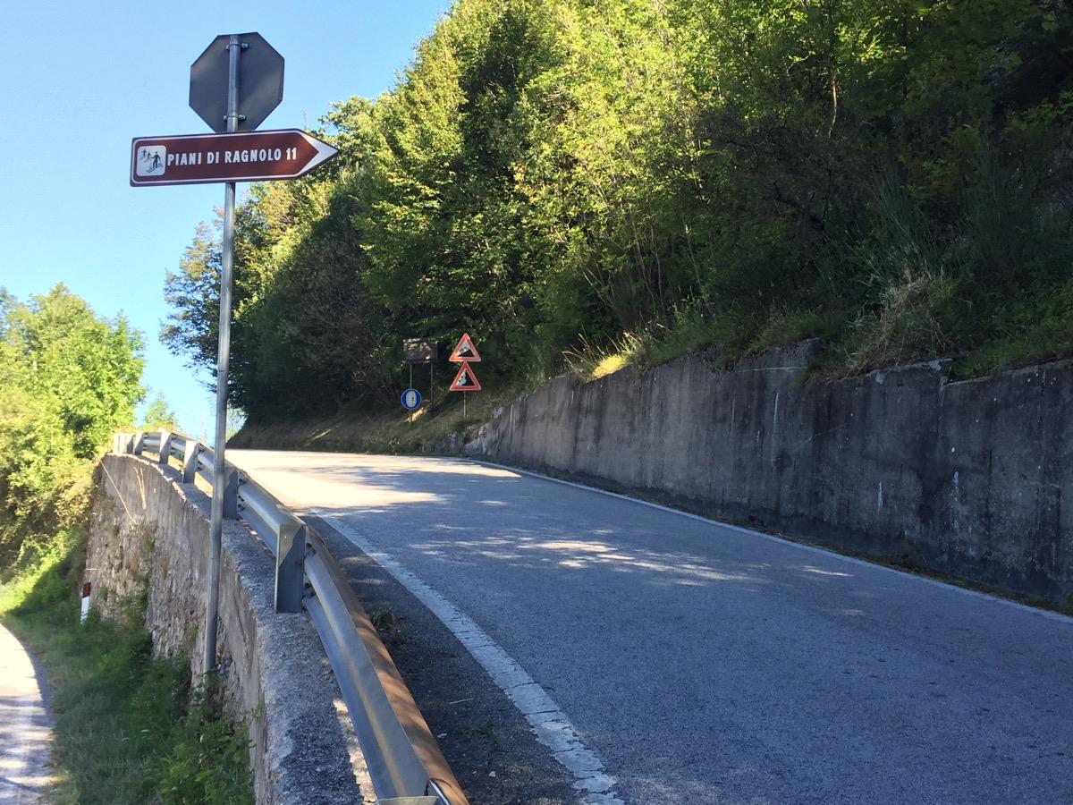 Gran fondo dei sibillini 2017 la cicloturistica della for Piani di bungalow di 1500 m