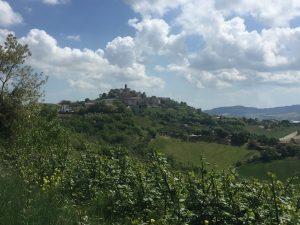 Il borgo di Carassai
