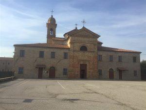 convento dei padri passionisti a morrovalle