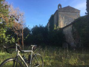 Il convento abbandonato di Saltareccio a Lapedona