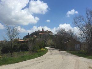 Il borgo di Cossignano
