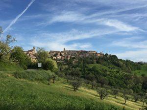 Il borgo di Falerone