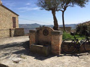 La fontana di Monte San Martino