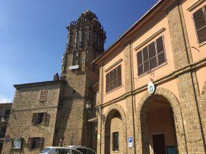 gualdo centro storico