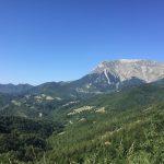 Il Montegallo: boschi e borghi all'ombra del Vettore