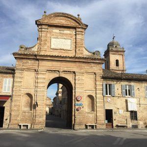 Porta Navarra a Servigliano