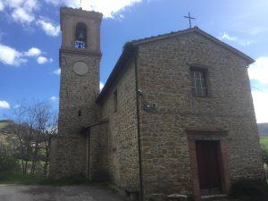 La Chiesa del SS Salvatore di Sabbieta di Sotto