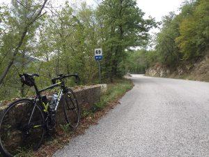 strada croce di casale ciclovie