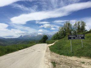 valle del tenna da strada provinciale 84