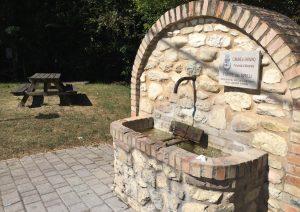 La Fonte dei Brilli a Sarnano