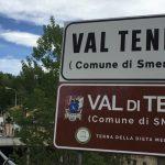 Val di Tenna, tra colli panoramici e borghi antichi