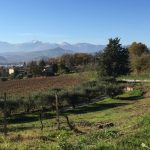 La valle del Tenna e la salita di San Procolo